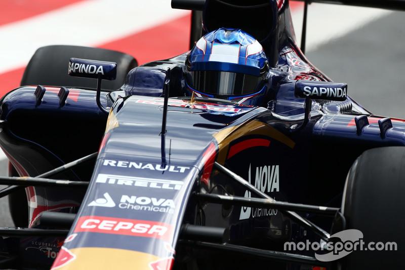 Marco Wittmann, Scuderia Toro Rosso STR10 Test Driver