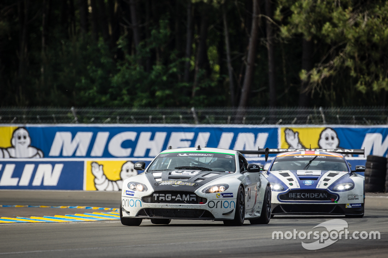 #84 TRG AMR GT4: Jeff Huber