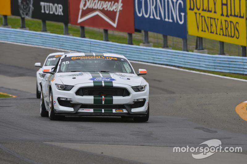#15 Multimatic Motorsports Ford Mustang Boss 302R: Scott Maxwell, Billy Johnson