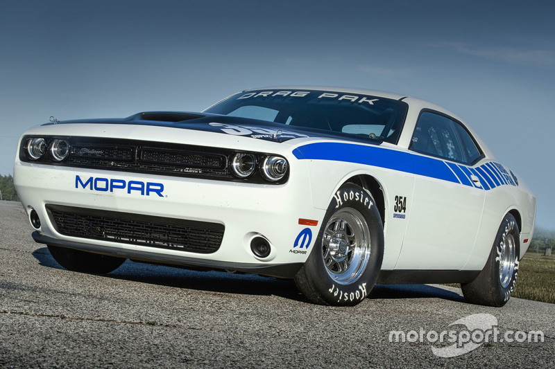 Mopar announces new engine packages для sportsman class racers