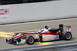 1 Felix Rosenqvist, Prema Powerteam Dallara Mercedes-Benz