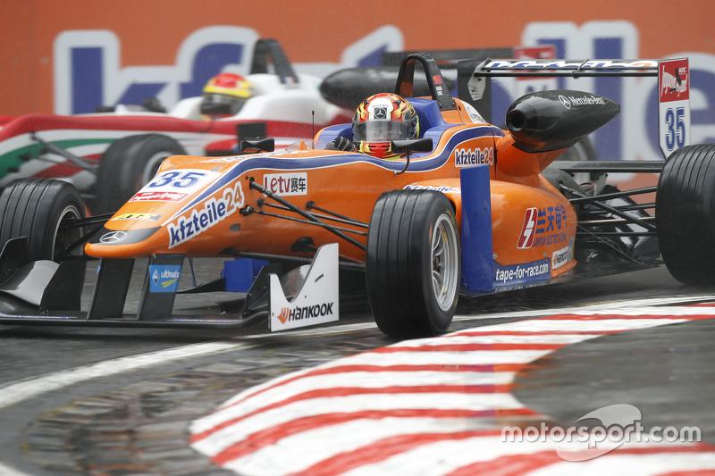 #35 Kang Ling, Mücke Motorsport, Dallara Mercedes-Benz