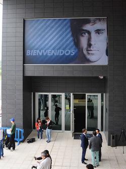 Музей Фернандо Алонсо та трек