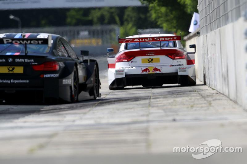 Mattias Ekström, Audi Sport - Takım: Abt Sportsline, Audi A5 DTM