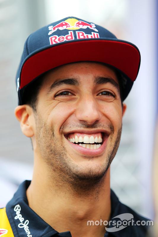 Daniel Ricciardo, Red Bull Racing.