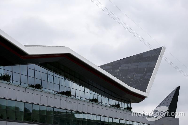 Impressionen vom Silverstone Wing