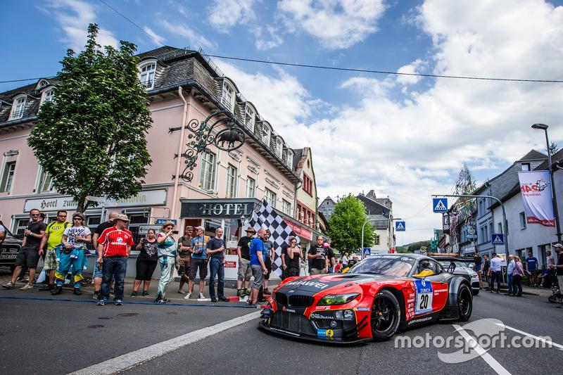 #20 Schubert Motorsport, BMW Z4 GT3