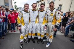 #253 Lubner Motorsport Opel Astra OPC Cup: Daniel Bohr, Michael Brüggenkamp, Robert Schröder, Roger Vögeli