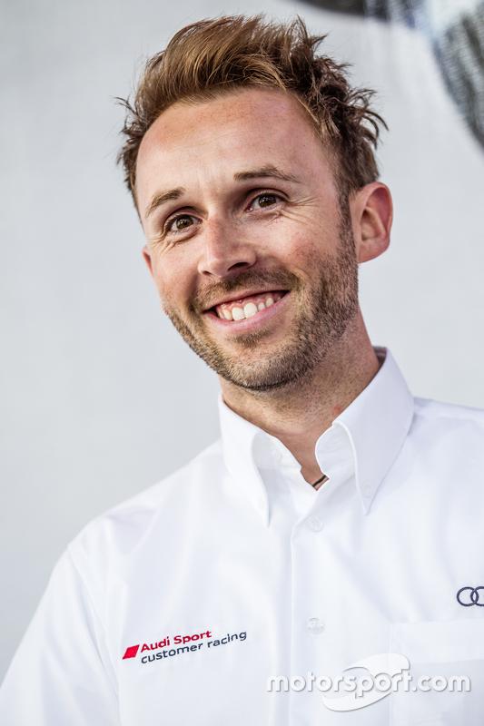 Phoenix Racing Audi R8 LMS: René Rast