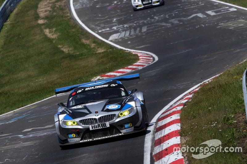 #35 Walkenhorst Motorsport, BMW Z4 GT3: Henry Walkenhorst, Matias Henkola, David Schiwietz