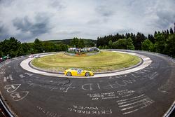 #49 Aston Martin Test Centre, Aston Martin V8: Ulrich Bez, Andreas Bänzinger, Mal Rose, Peter Leemhius