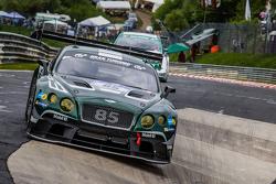 #85 Bentley Team Bentley Continental GT3: Guy Smith, Steven Kane, Andy Meyrick, Lance David Arnold