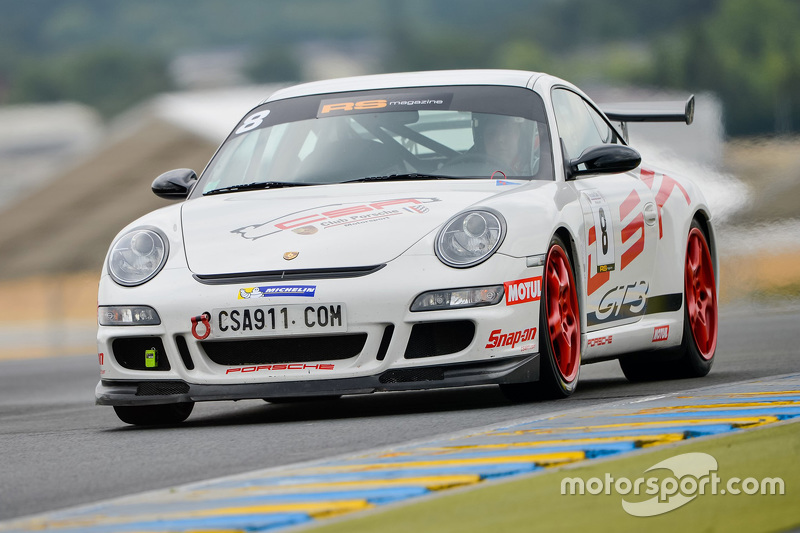 Porsche Endurance Cup action