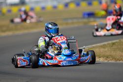 #40 Sarthe GTL Energy: Vincent Gendry, Maxime Gourloo, Nicolas Antoine, Luca Midali