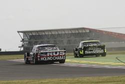 Емануель Моріатіс, Alifraco Sport Ford та Мауро Галломбардо, Maquin Parts Racing Ford