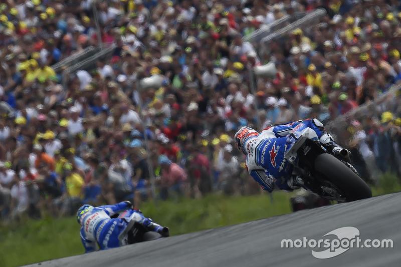 Aleix Espargaro dan Maverick Viñales, Team Suzuki MotoGP