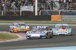 Gabriel Ponce de Leon, Ponce de Leon Competicion Ford and Martin Ponte, RUS Nero53 Racing Dodge and Lionel Ugalde , Ugalde Competicion Ford