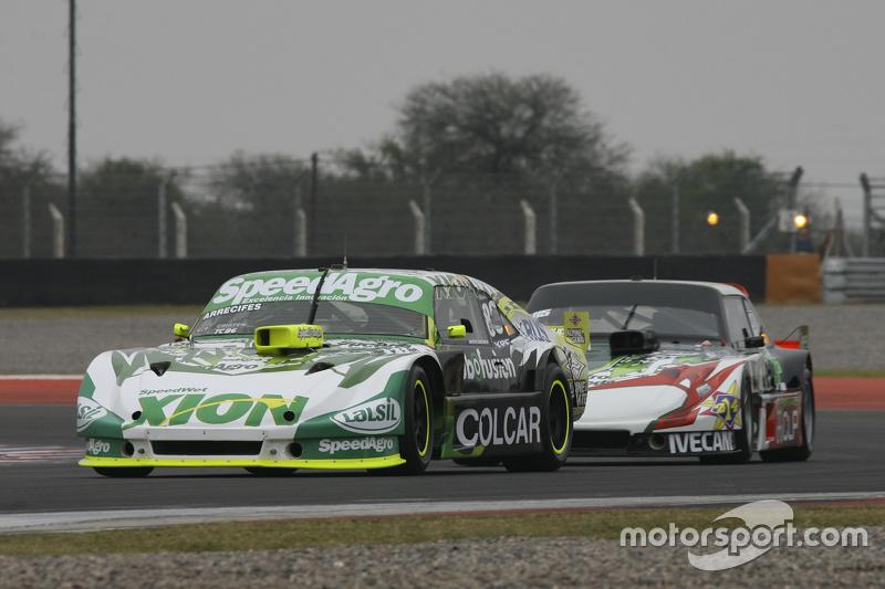 Agustin Canapino, Jet Racing Chevrolet dan Norberto Fontana, Laboritto Jrs Torino