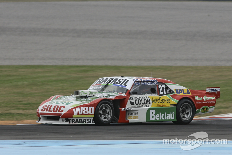 Mariano Altuna, Altuna Competicion Chevrolet