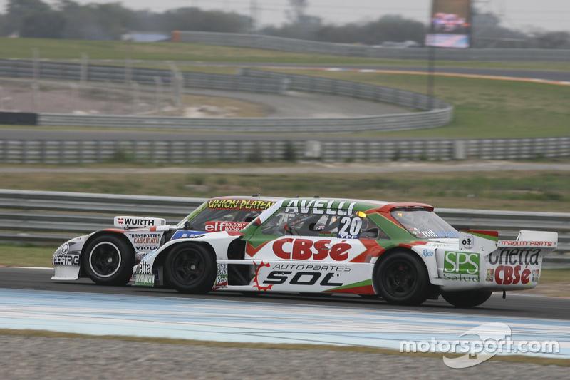 Carlos Okulovich, Maquin Parts Racing Torino dan Sergio Alaux, Coiro Dole Racing Chevrolet