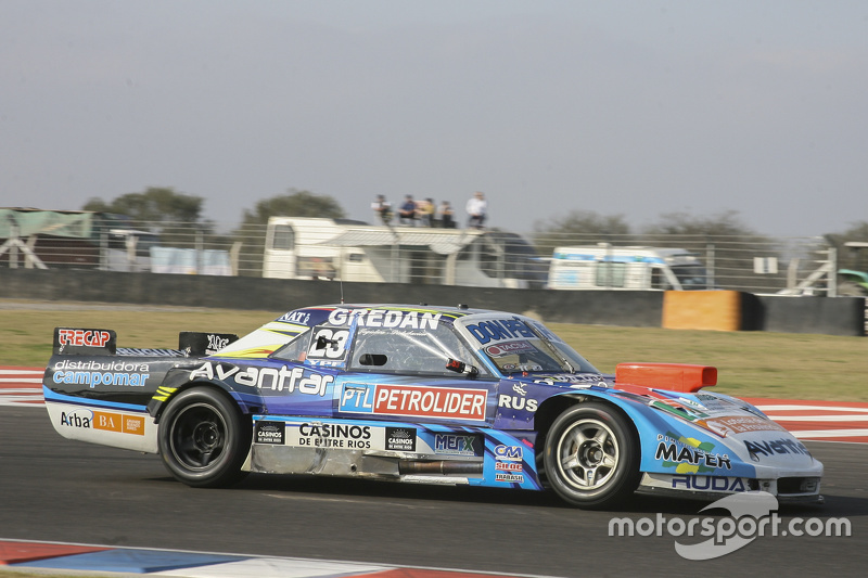 Martin Ponte, RUS Nero53 Racing Dodge