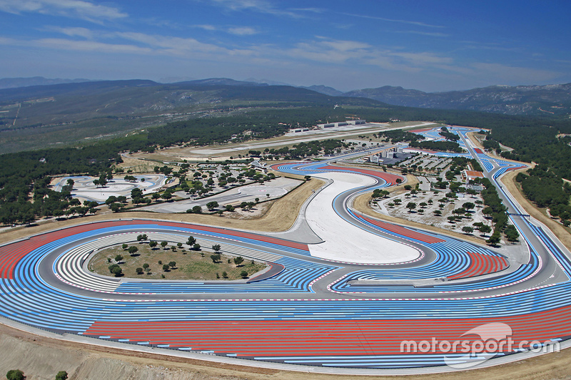 Overview dari Paul Ricard