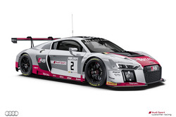 #2 Audi Sport - Takım: WRT Audi R8 LMS