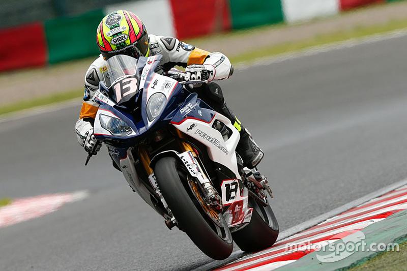 #13 BMW: Markus Reiterberger, Tommy Bridewell, Bastien Mackels