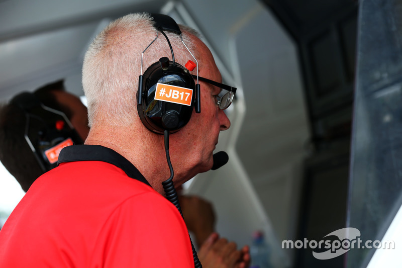 John Booth, Manor F1 Team Team Principal
