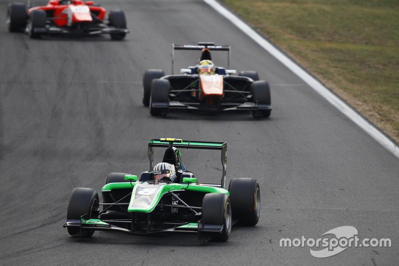 Alex Fontana, Status Grdan Prix memimpin di depan Artur Janosz, Trident