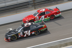 Mike Harmon and Ross Chastain, JD Motorsports Chevrolet