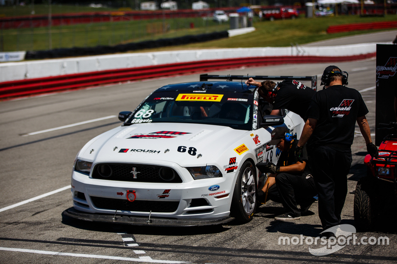 #68 Capaldi Racing Ford Mustang Boss 302: Joey Atterbury