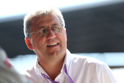 Ernst Moser, Head of Audi Sport Team Phoenix