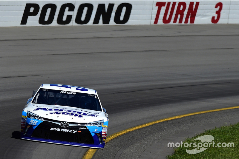 David Ragan, Michael Waltrip Racing Toyota