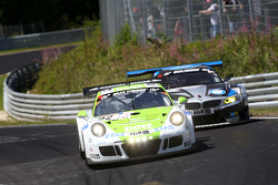 #92 Team Manthey Porsche 911 GT3 Cup: Nick Tandy, Christoph Breuer