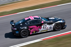 #47 JWB Motorsport Aston Martin GT4: Kieran Griffin, Jake Giddings