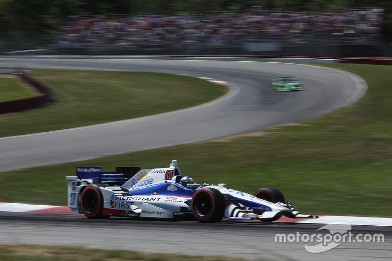 Марко Андретті, Andretti Autosport Honda
