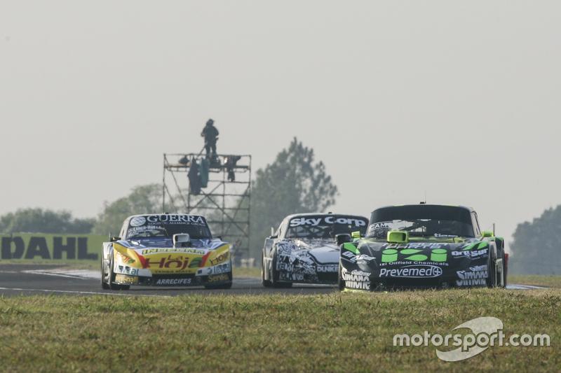 Мауро Галломбардо, Maquin Parts Racing Ford та Хосіто ді Пальма, CAR Racing Torino та Лаурено Кампанера, Donto Racing Chevrolet