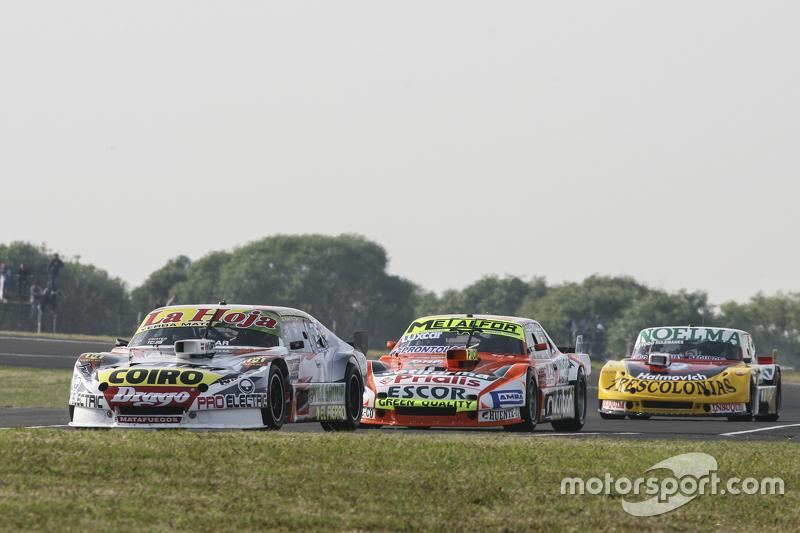 Sergio Alaux, Coiro Dole Racing Chevrolet, dan Jonatan Castellano, Castellano Power Team Dodge, dan Prospero Bonelli, Bonelli Competicion Ford