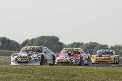 Серхіо Ало, Coiro Dole Racing Chevrolet та Джонатан Кастеллано, Castellano Power Team Dodge та Просперо Бонеллі, Bonelli Competicion Ford