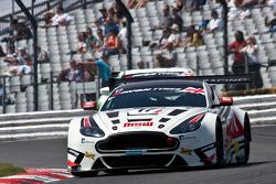 #17 TF Sport Aston Martin Vantage GT3: Derek Johnston, Matt Bell