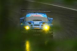 #007 TRG-AMR Aston Martin V12 Vantage: Kuno Wittmer, Christina Nielsen