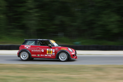 #37 Mini John Cooper Works Team: Zack Meyer, Stephen Simpson