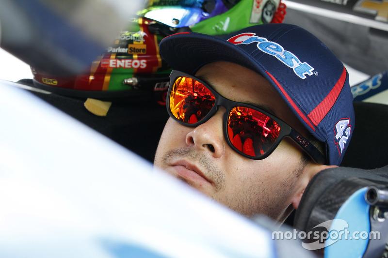 Kyle Larson, HSCott Motorsports