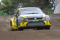 Таннер Фауст, Marklund Motorsport Volkswagen Polo