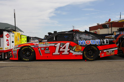 Stewart-Haas Racing Chevrolet of Tony Stewart