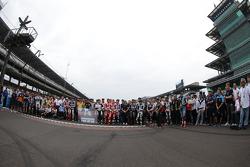 Sürücüler MotoAmerica sürücüleri Bernat Martinez ve Daniel Rivas'ı anıyor