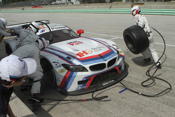 #25 BMW Team RLL BMW Z4 GTE: Bill Auberlen, Dirk Werner