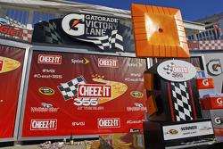 Race winner's trophy
