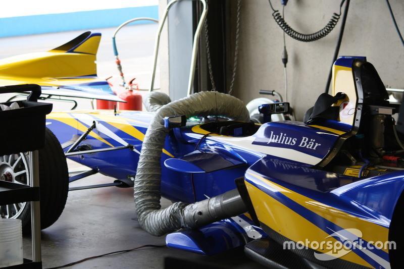 Renault e.Dams, Detail